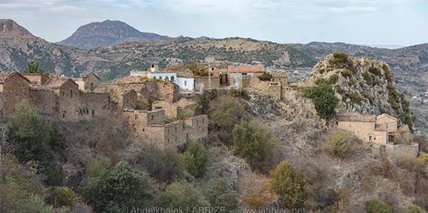 M'Zien, village de Kabylie