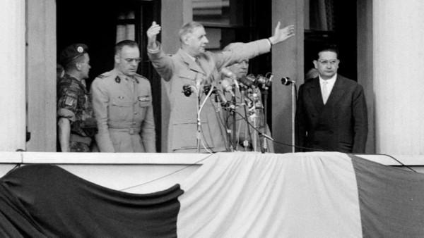 Ma position sur De Gaulle